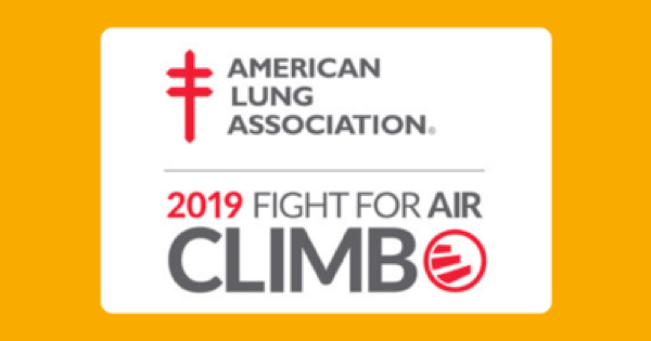 The American Lung Association is on POINT Columbus
