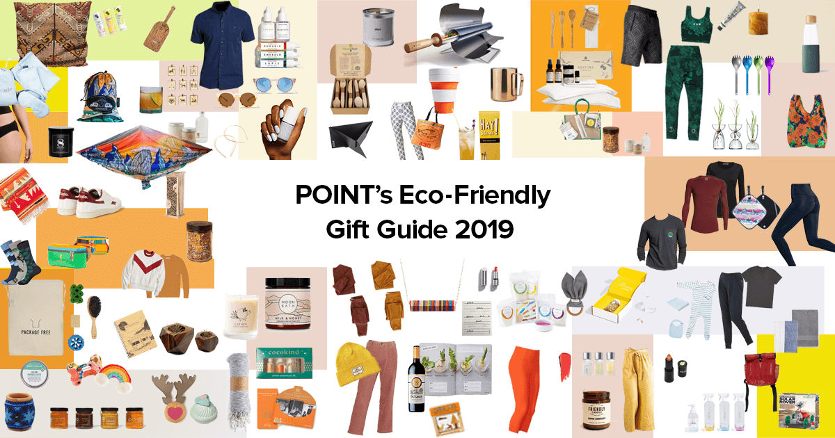 Eco-Friendly Gift Guide 2019