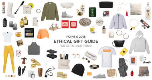100 Ethical Gifts under $100