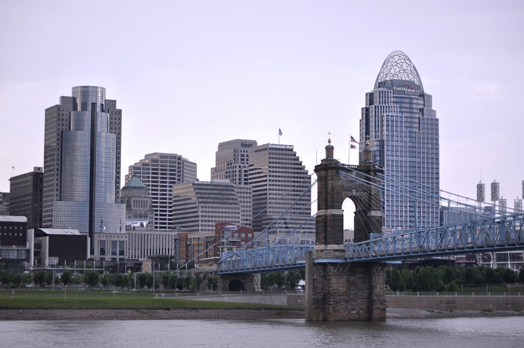 Do more good, in real life, in the Queen City! POINT is live in Cincinnati.