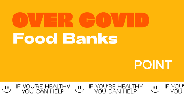 #overCOVID: Supporting Food Banks