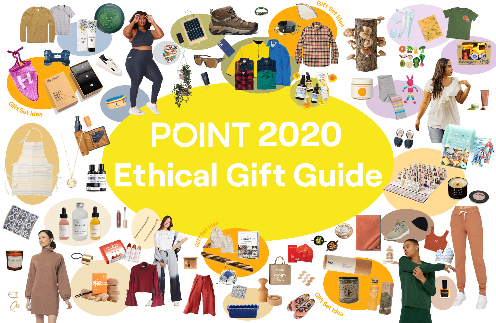 2020 Ethical and Sustainable Gift Guide by Quarantine Hobby