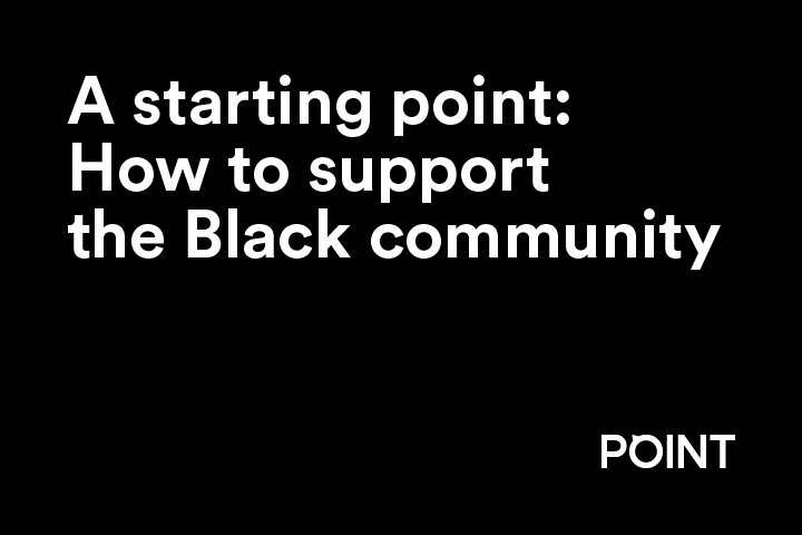 A starting point to support the Black community