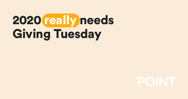 2020 Needs Giving Tuesday